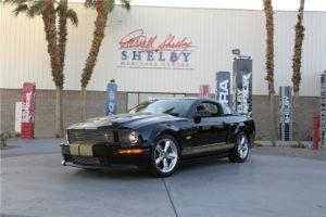 La Mustang Shelby GT-H 2006