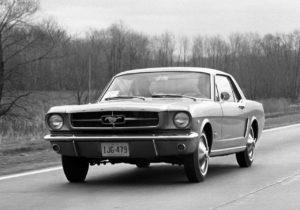 Les origines de la Ford Mustang
