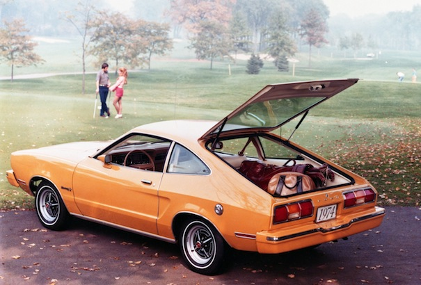 Mustang II Hatchback 1974