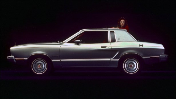 Mustang II GHIA 1975