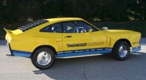 La Mustang II Monroe Handler