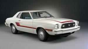 La controversée Mustang II