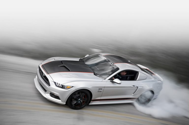 La Mustang MMD by Foose en action
