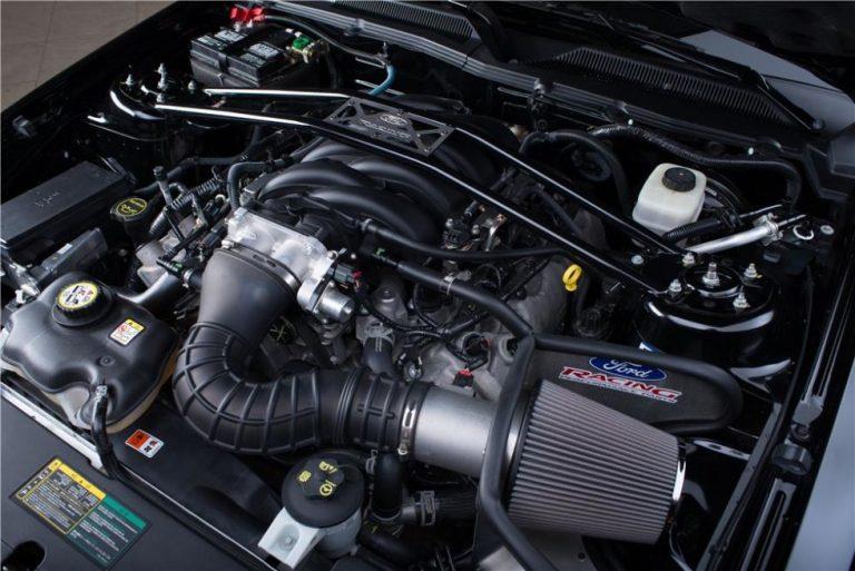 La GT-H 2006 est équipée du Ford Racing FR1 Power Pack et du FR3 Handling Pack.