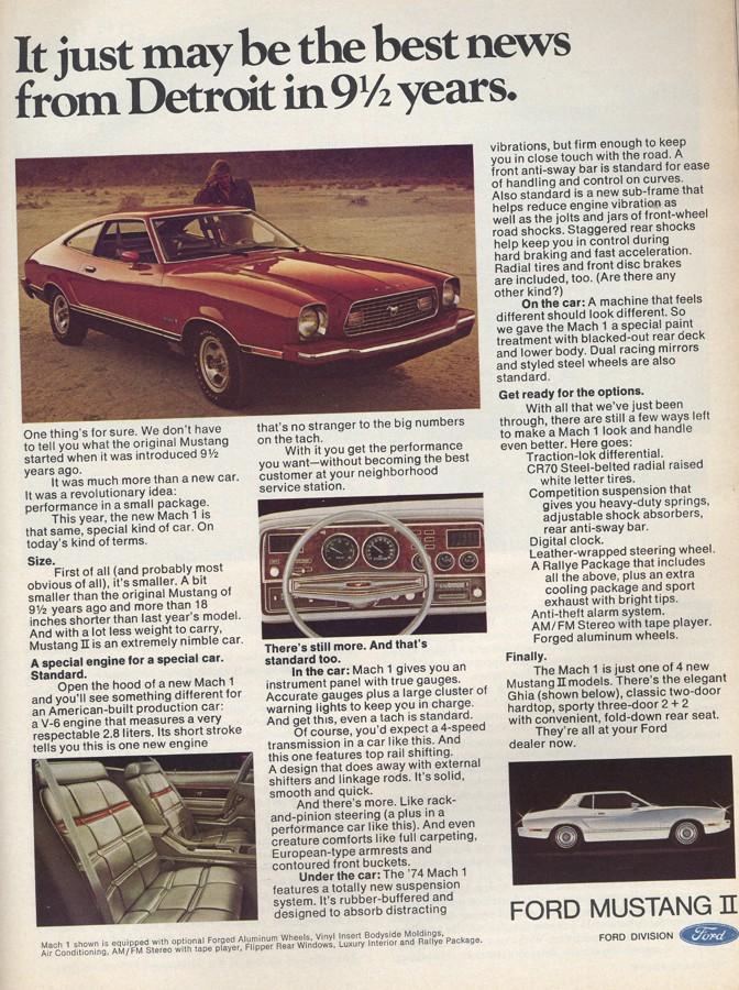 Brochure 1974